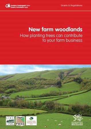 New farm woodlands brpchure cover
