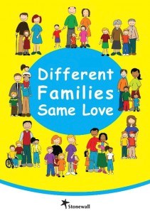 Different families, same love