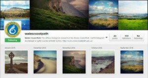 Wales Coast Path on Instagram