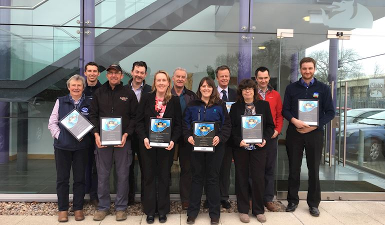 Institute of Water Innovation Award Winners Welsh Area 2015-16 Weed Wipe