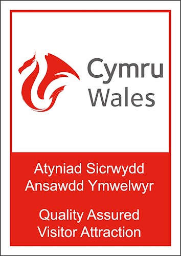 Quality Assured Visitor Attraction by Visit Wales