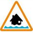 flood alert symbol