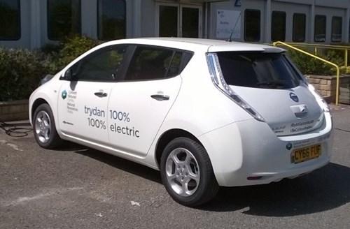 NRW electric car