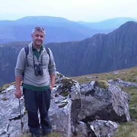Image of Paul Williams at Cadair Idris