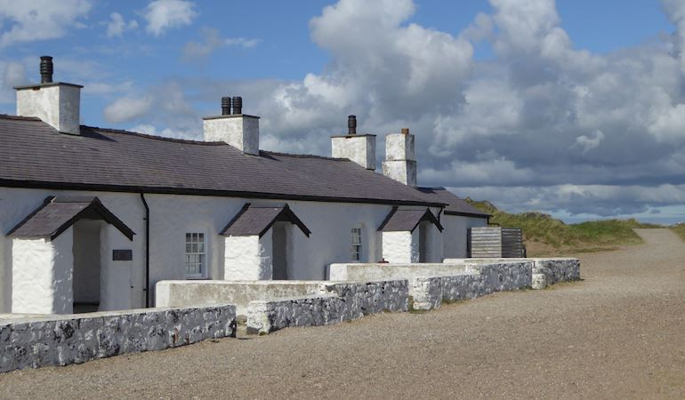 pilots' cottages