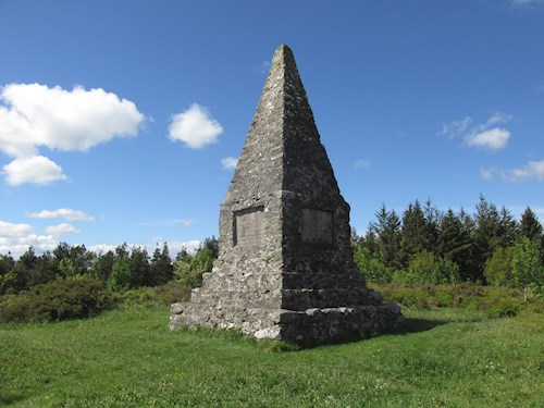 Lord Bagots monument