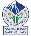 snowdownia national park logo
