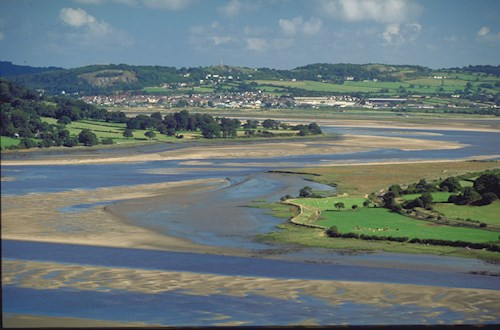 View of the Conwy