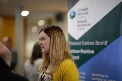Carbon Positive team member