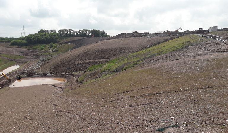 Hafod Quarry Landfill site
